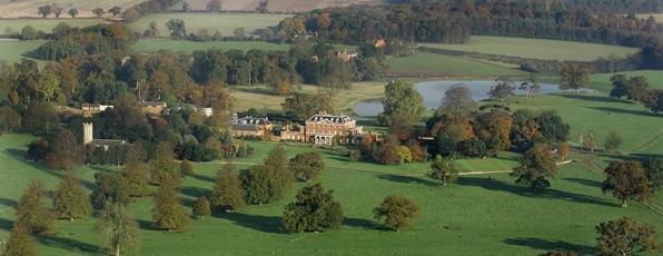 Raveningham Hall and gardens